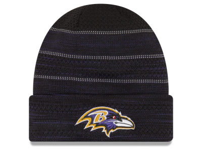 Baltimore Ravens New Era 2017 NFL TD Cuff Knit