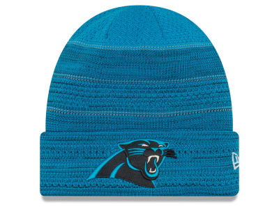 Carolina Panthers New Era 2017 NFL TD Cuff Knit