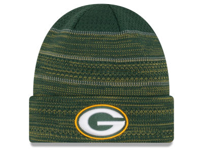 Green Bay Packers New Era 2017 NFL TD Cuff Knit