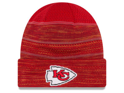 Kansas City Chiefs New Era 2017 NFL TD Cuff Knit