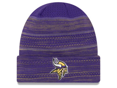 Minnesota Vikings New Era 2017 NFL TD Cuff Knit