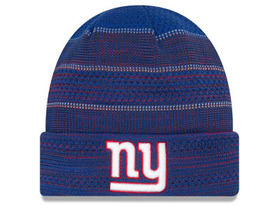New York Giants New Era 2017 NFL TD Cuff Knit