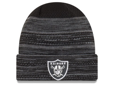 Oakland Raiders New Era 2017 NFL TD Cuff Knit