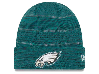 Philadelphia Eagles New Era 2017 NFL TD Cuff Knit