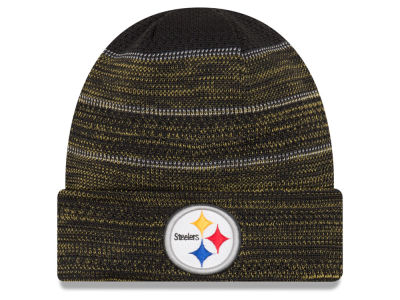 Pittsburgh Steelers New Era 2017 NFL TD Cuff Knit