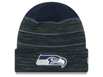 Seattle Seahawks New Era 2017 NFL TD Cuff Knit