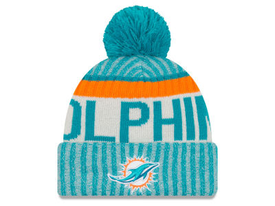 Miami Dolphins New Era 2017 Kids NFL Sport Knit