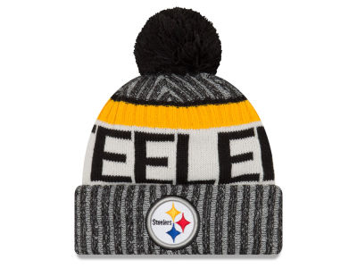 Pittsburgh Steelers New Era 2017 Kids NFL Sport Knit