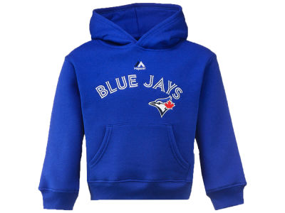 Toronto Blue Jays Majestic MLB Kid's Wordmark Hoodie