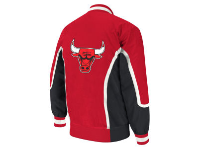 Chicago Bulls Mitchell & Ness NBA Men's Authentic Jacket