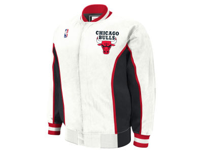 Chicago Bulls Mitchell and Ness NBA Men's Authentic Jacket