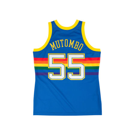 Denver Nuggets Mitchell & Ness NBA Men's Authentic Jersey