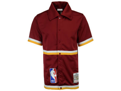 Cleveland Cavaliers Mitchell & Ness NBA Men's Authentic Shooting Shirt