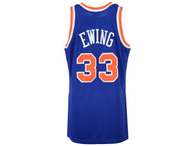 New York Knicks Mitchell & Ness NBA Men's Authentic Jersey