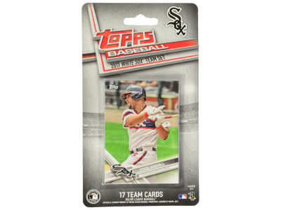 Chicago White Sox Team Card Set - 2017