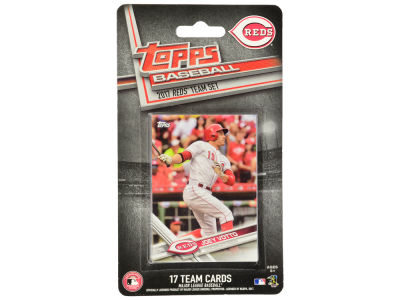 Cincinnati Reds Team Card Set - 2017
