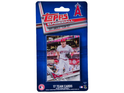 Los Angeles Angels Team Card Set - 2017