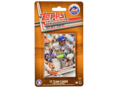 New York Mets Team Card Set - 2017