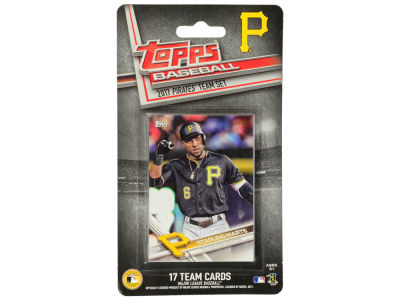 Pittsburgh Pirates Team Card Set - 2017