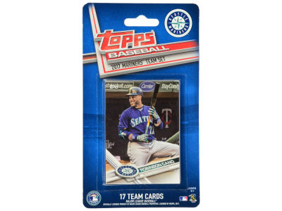 Seattle Mariners Team Card Set - 2017