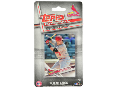 St. Louis Cardinals Team Card Set - 2017