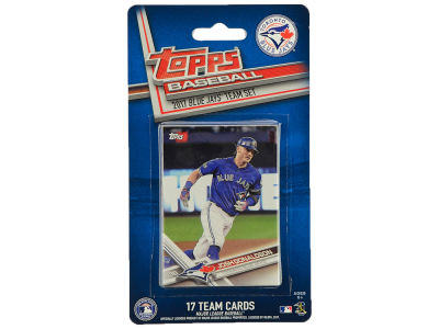 Toronto Blue Jays Team Card Set - 2017