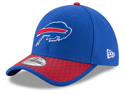 Buffalo Bills New Era 2017 Official NFL Sideline 39THIRTY Cap