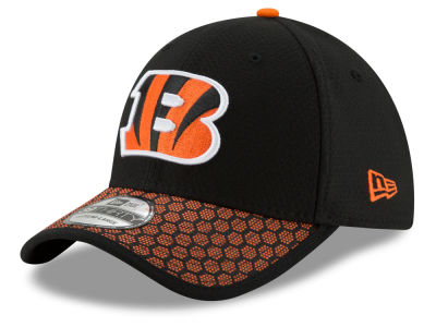 Cincinnati Bengals New Era 2017 Official NFL Sideline 39THIRTY Cap