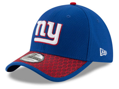 New York Giants New Era 2017 Official NFL Sideline 39THIRTY Cap