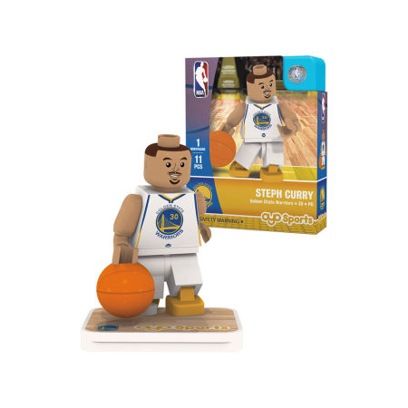 Golden State Warriors Stephen Curry OYO Figure Gen 1