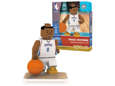 Oklahoma City Thunder Russell Westbrook OYO OYO Figure Gen 1