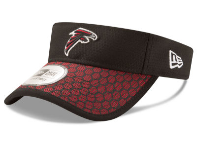 Atlanta Falcons New Era 2017 Official NFL Sideline Visor