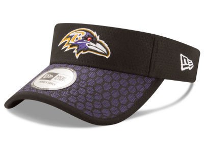 Baltimore Ravens New Era 2017 Official NFL Sideline Visor