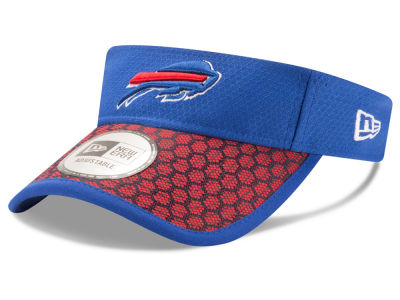 Buffalo Bills New Era 2017 Official NFL Sideline Visor