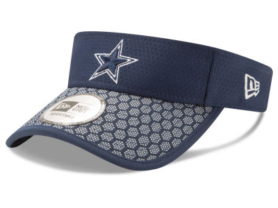 Dallas Cowboys New Era 2017 Official NFL Sideline Visor