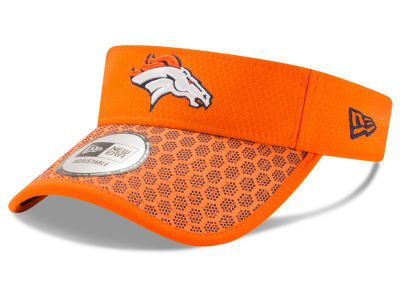Denver Broncos New Era 2017 Official NFL Sideline Visor