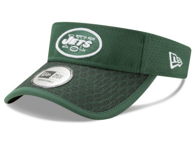 New York Jets New Era 2017 Official NFL Sideline Visor