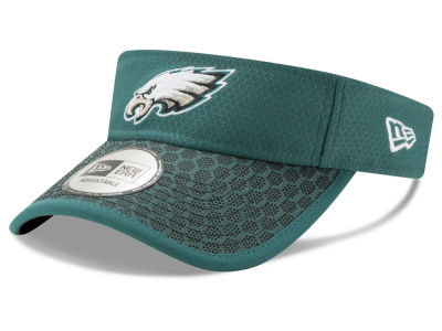 Philadelphia Eagles New Era 2017 Official NFL Sideline Visor