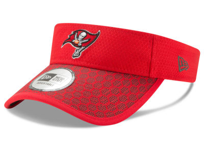 Tampa Bay Buccaneers New Era 2017 Official NFL Sideline Visor