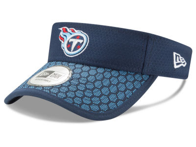 Tennessee Titans New Era 2017 Official NFL Sideline Visor