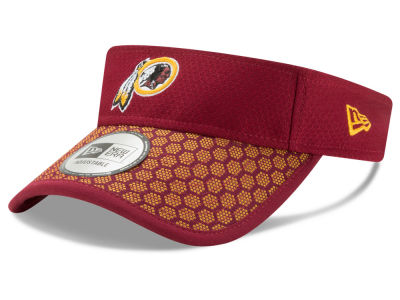 Washington Redskins New Era 2017 Official NFL Sideline Visor