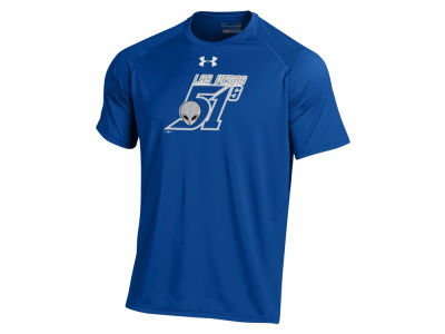 Las Vegas 51s MiLB Men's UA Logo Tech T-Shirt