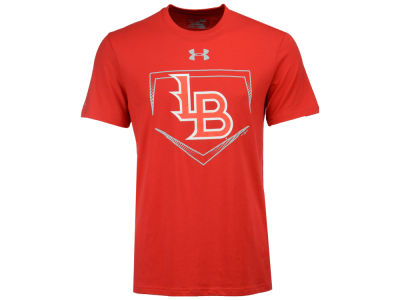 Louisville Bats Under Armour MiLB Men's UA Logo Tech T-Shirt
