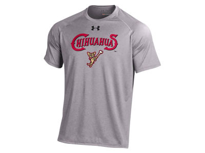 EL Paso Chihuahuas Under Armour MiLB Men's UA Arched Tech T-Shirt