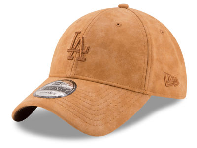 Los Angeles Dodgers New Era MLB Pure Leather 9TWENTY Cap