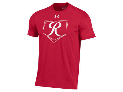 Tacoma Rainiers Under Armour MiLB Men's At Home Logo Charged Cotton T-Shirt