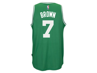 Boston Celtics Jaylen Brown adidas NBA Men's New Swingman Jersey