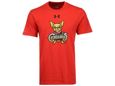 EL Paso Chihuahuas Under Armour MiLB Men's Logo Charged Cotton T-Shirt