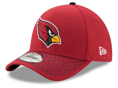 Arizona Cardinals New Era 2017 Official NFL Kids Sideline 39THIRTY Cap