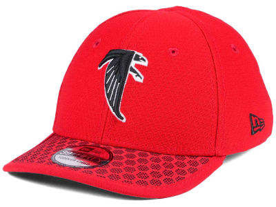 Atlanta Falcons New Era 2017 Official NFL Kids Sideline 39THIRTY Cap